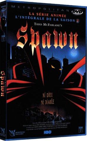 Spawn, la série animée - L'intégrale de la saison 2 [Francia] [DVD]