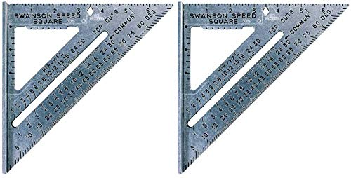 Swanson Tool S0101 Speed Square