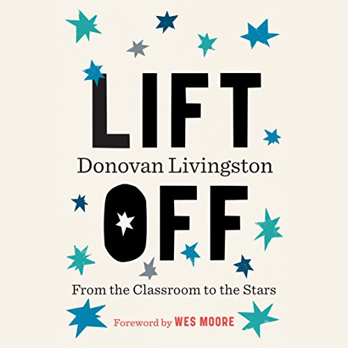 Lift Off audiobook cover art