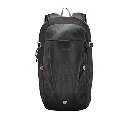 KJHGF Mochila 20L con espacio de almacenamiento múltiple, doble hombro, para deportes al aire libre, mochila para montañismo,mochila ligera para la escuela, mochila impermeable A