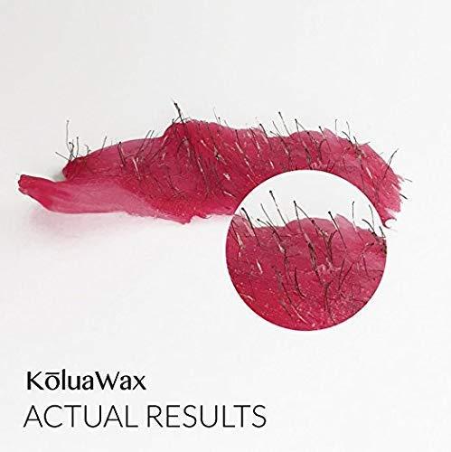Kolua Wax Hard Wax Beads Review