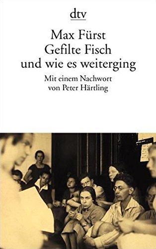 Gefilte Fisch. by Max F??rst (2004-04-30)