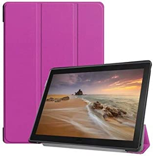 Tablets & e-Books Case - 30pcs Ultra Slim Book Flip PU Leather Case Cover for Tab E10 TB-X104 10.1 inch Tablet Sleep Wake...