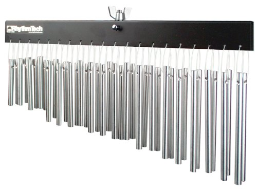 Rhythm Tech RT 8102  Bar Chimes-Double, 40 Bars