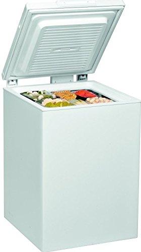 Whirlpool whs1421autonome Premiumqualität 133L A + Weiß Gefrierschrank–Tiefkühltruhen (autonome, Premiumqualität, oben, A +, weiß, 4*)