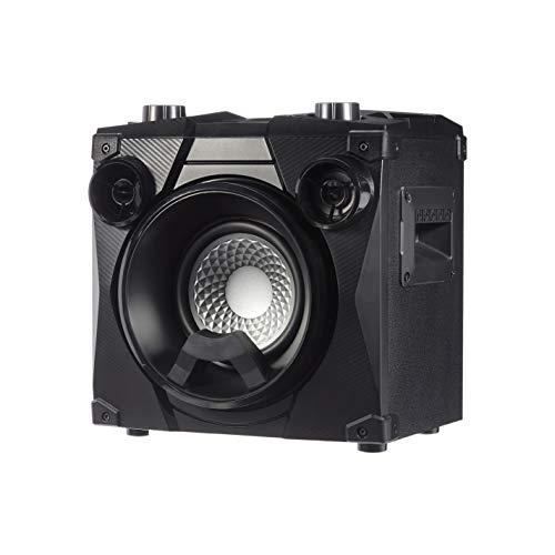 AmazonBasics Bluetooth Speaker with Bass Boost