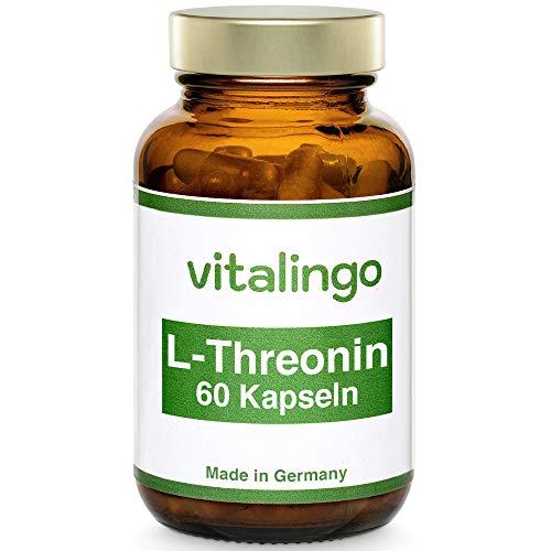 L-Threonin Kapseln - 60 Kapseln à 580mg