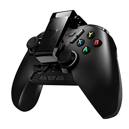 XYXZ Gamepad-Controller-Joysticks Drahtlos, Powerlead-Gamepad-Kompatibilität Für Ios Android Iphone Ipad-System Mit Unterstützung Für Einziehbare Halterungen 3,5-6,8-Zoll-Mobiltelefon