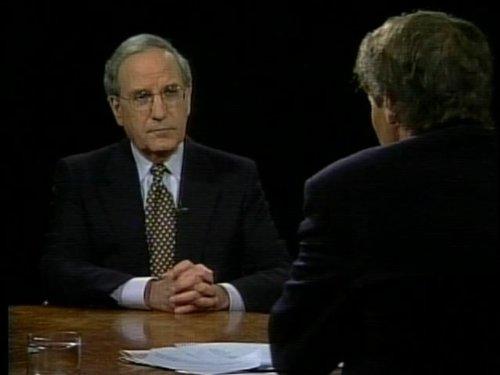 Charlie Rose (November 29, 1999)