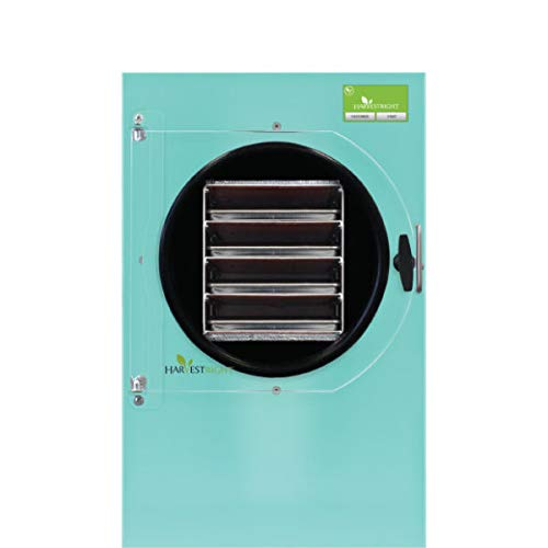 HARVEST RIGHT Home Freeze Dryer - Medium Aqua (240V EU Version)