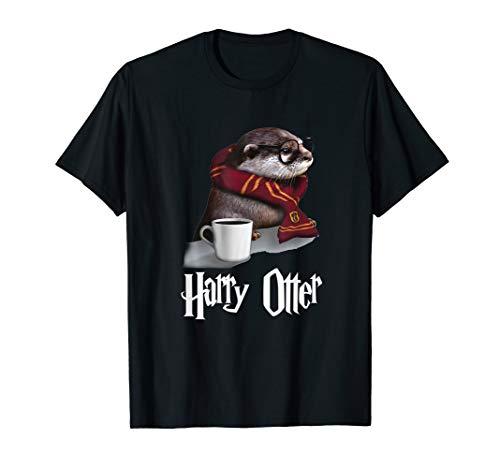 Harry Otter Tshirt - Süßes und lustiges Otter T-shirt 2020 T-Shirt