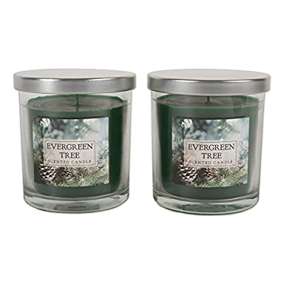 DII Evenly Highly Scented Jar Candle