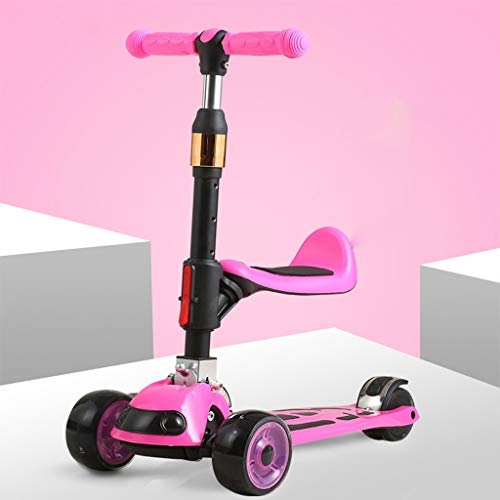 Why Should You Buy Scooters Self Balancing Children Over 1 Year Old Cartoon Bicycle with Swivel Seat...