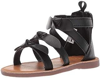 OshKosh B'Gosh Girl's Winona Bow-Accented Strappy Sandal
