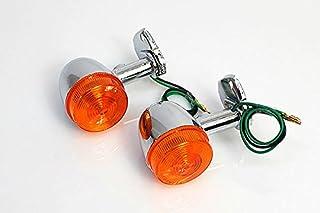 マッドマックス(MADMAX) JAZZ/リトルカブ/マグナ50 純正タイプ ウインカー2個SET オレンジ MM11-0027A