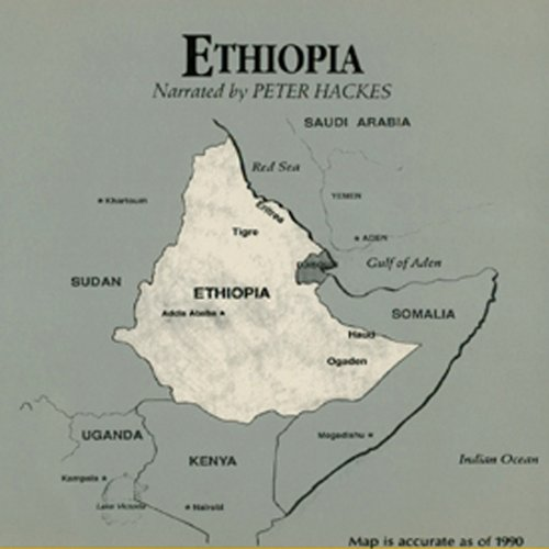 Ethiopia audiobook cover art