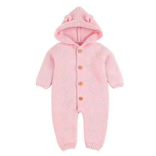 Overalls für Baby Flanell Herbst-Winter Verdickte Warm Unisex Baby Overall Baby Schneeanzüge süß Cartoon Coral Plush Kinderkleidung