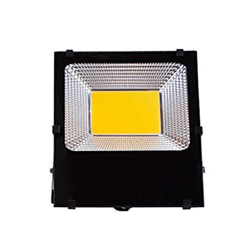 Xien Foco LED Proyector Luz De Inundación Sensor De Movimiento Luz De Jardín para Jardín Foco De Luz De Trabajo Impermeable para Exteriores, Reflector De Luz Publicitaria Super Brillante