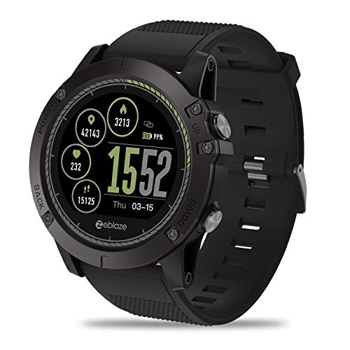 Cheapest Prices! ZKSBDM Watch Color Display Sports Smartwatch Heart Rate Monitor Waterproof Smart Wa...