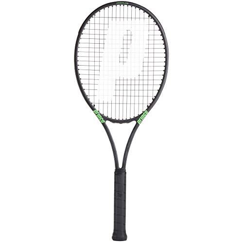 Prince Phantom PRO 100P Racchetta da Tennis, Unisex, 7T44L6913, Black/Green, Grip Size: 3