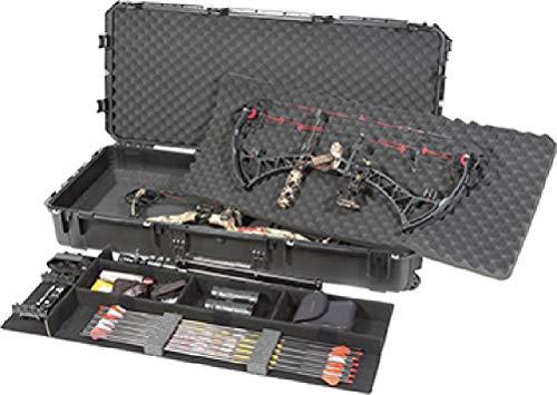 SKB 3I-4719-PL 3I-4719-PL i-Series Ultimate Single/Double Bow Case, Black, Multi