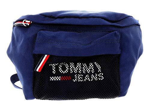 Tommy Hilfiger COOL CITY IRIS AM0AM05530CBK riñonera navy unisex