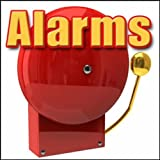 Clock, Alarm - Old Mechanical Alarm Clock: Alarm Bell Ring, Alarms, Comic Noisemakers, Household Furniture, Clocks & Timers