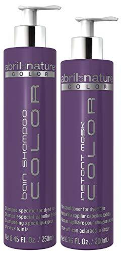 Abril et Nature Pack Color Shampoo 250 ml. + Instant Mask 200 ml.