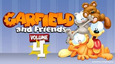 Garfield And Friends Complete Volume 4 - Episodes 47-61