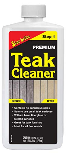 Product Image 1: STAR BRITE Teak Cleaner, 16 oz