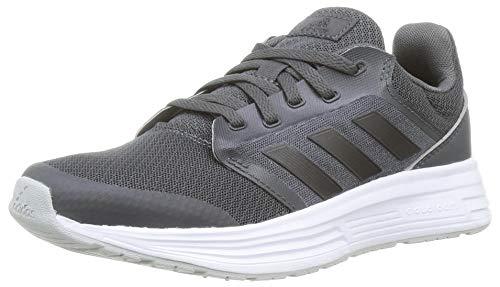 Adidas Galaxy 5, Zapatillas de Correr Mujer, Gris (Grey/Core Black/Grey), 39 1/3 EU