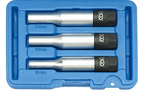 ORION T-Poignée à tête hexagonale-Clés à douille 10 x 125 mm avec quergrif