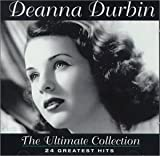 album cover: Deanna Durbin Ultimate Collection