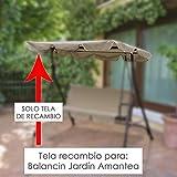 PAPILLON 8043323 Tela Techo Recambio Balancin Amantea