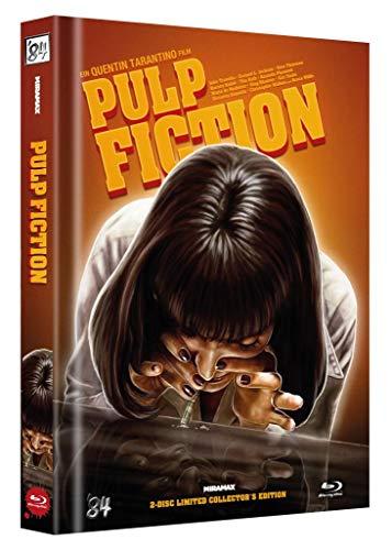 Pulp Fiction - Limited UNCUT Mediabook - Cover B - Lim. auf 400stk.