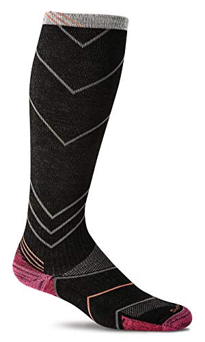 Sockwell Women's Incline Knee High Moderate Graduated Compression Sock