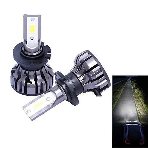 PengSF buitenverlichting 2 PC DC9-32V / 35W / 6500K / 6000LM IP67 System D voor auto/motorfiets (D1 / D2 / D3 / D4) universele LED decoratieve verlichting met decoder/mistlampen
