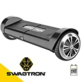 Swagtron 82082-2 Swagboard Duro T8 Lithium-Free Hoverboard Startup Self Balancing and Durable Metal...