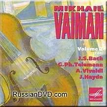 Bach, Telemann, Vivaldi, Haydn - Mikhail Vaiman Vol. 2 (2 CD Set)