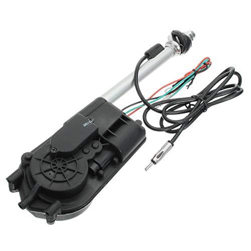 Raitron 12V FM AM Automatisch Universeel Intrekbare Antenne Auto Luchtantenne Elektrische Radio Carro