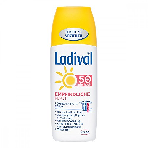 Ladival empfindliche Haut Spray LSF 50+, 150 ml