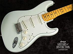 Fender Custom Shop Jimi Hendrix Voodoo Child Stratocaster, NOS - Olympic White