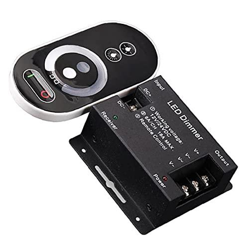 LED TOUCH DIMMER 6 KEYS SMART Dimmer Interruptor con brillo inalámbrico Control remoto (sin batería) Herramienta operada a mano