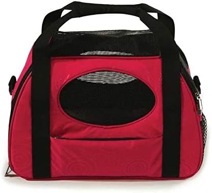 Gen7Pets Carry Me Pet Carrier for Dogs and Cats Easy Portability Water Bottle Pouch Zippered product image