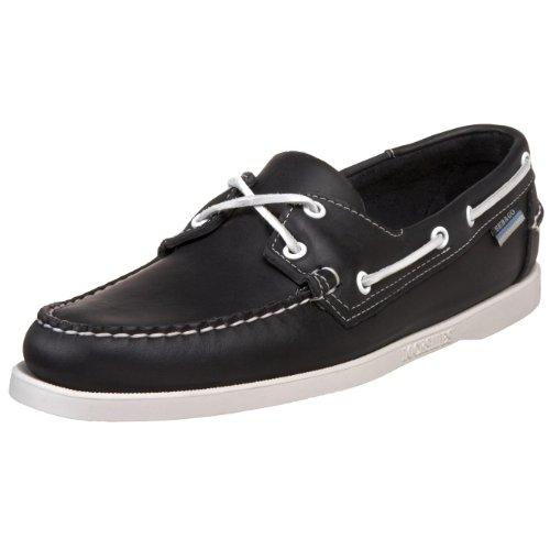 Sebago Men's Docksides Boat Shoe,Blue Nite,9 M US