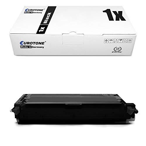 1x Eurotone Toner für Dell 3130 cn ersetzt 593-10289 G486F Black H516C Schwarz 59310289