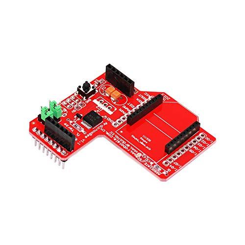 for Accessorio di Arduino Kit Scheda di espansione Wireless Zigbee modulo XBee Shield RF Meglio di Moduli ZigBee