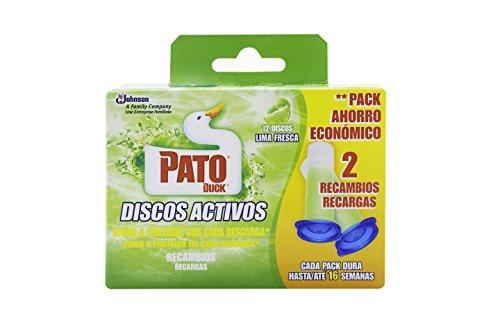 Pato - Discos Activos Lima - 36 ml x2