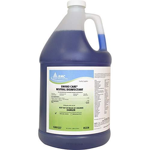RMC Enviro Care Neutral Disinfectant - Blue