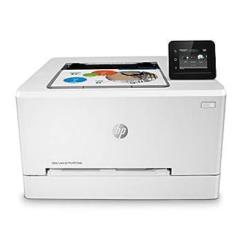 HP Color LaserJet Pro M255dw Wireless Laser Printer Remote Mobile Print Duplex Printing Works with Alexa  7KW64A